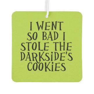 Darkside's Cookies Air Freshener