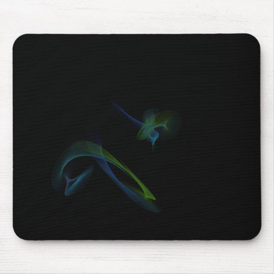 DarkSwirls Mouse Pad