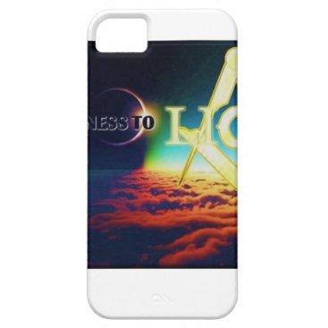 USA Themed darktolightmason iPhone SE/5/5s case