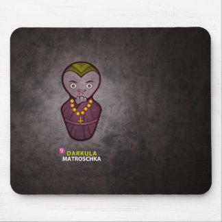 Darkula Matroschka Mouse Pad