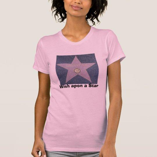DARKVEGA2, Wish apon a Star T-Shirt