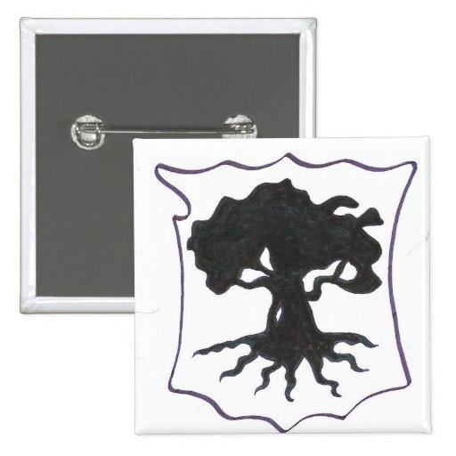Darkwood Oak Pin