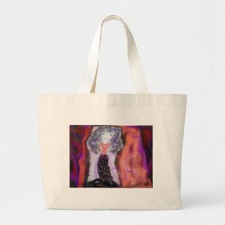 darla large tote bag