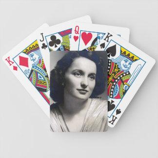 Darley Byrd Bicycle Playing Cards
