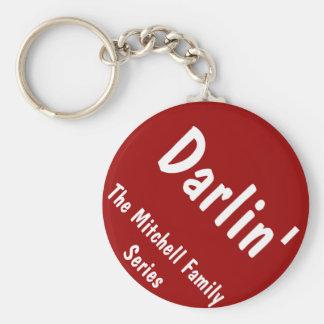 Darlin keychain