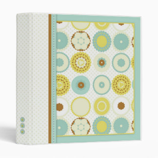 Darling Baby Toes 1.0 Binder