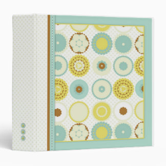 Darling Baby Toes 1.5 Binder
