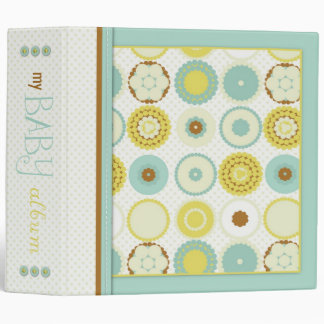Darling Baby Toes 2.0 Binder