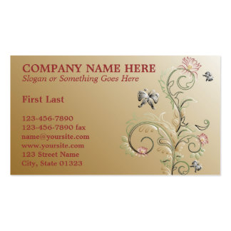 Darling Business Card