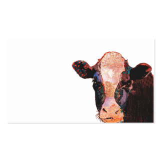 DARLING COW - Business Cards
