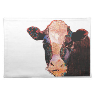 DARLING COW - Cloth Placemat
