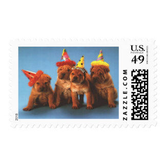 Darling Dog, Puppy Photos Cards, Gifts - Customize Postage Stamp
