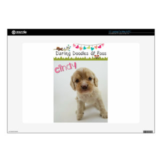 Darling Doodles & Poos Products Decal For Laptop