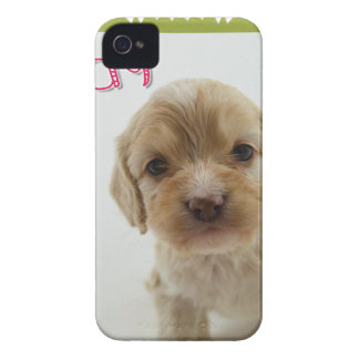 Darling Doodles & Poos Products iPhone 4 Case-Mate Case
