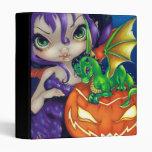 Darling Dragonling 2 BINDER Halloween Dragon Fairy