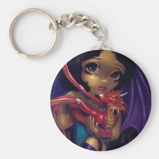 """""""Darling Dragonling I"""" Keychain"""