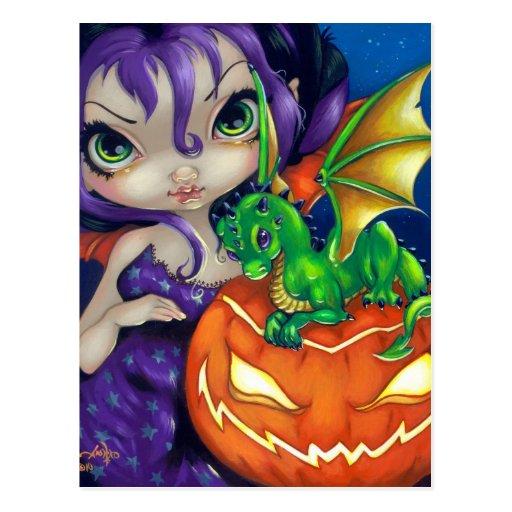 """Darling Dragonling II"" Postcard"