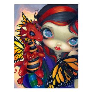 Darling Dragonling III Postcard