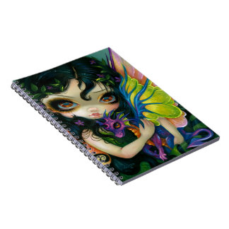"""Darling Dragonling V"" Notebook"