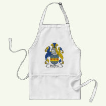 Darling Family Crest Apron