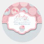Darling Girl Business Sticker