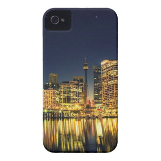 Darling Harbour Sydney Australia City Skyline iPhone 4 Cover