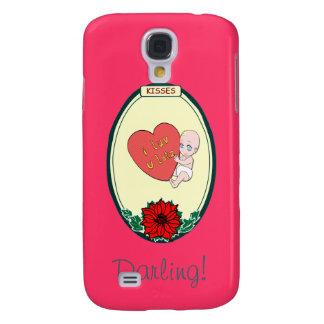 Darling! _ Heart in my hand Samsung S4 Case
