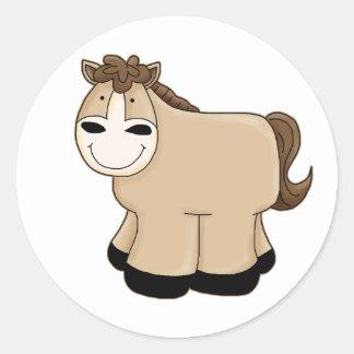 Darling Pony Stickers