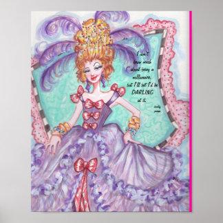 Darling-Poster Poster
