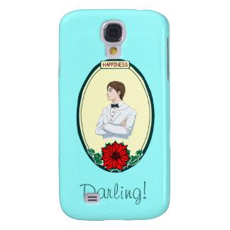 Darling! _ Tuxedo boy Galaxy S4 Cover