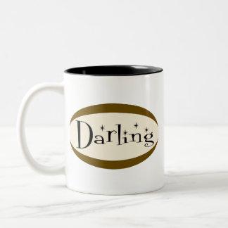 Darling Two-Tone Coffee Mug