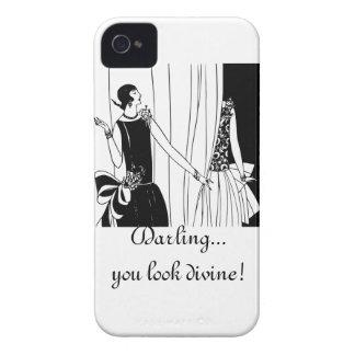 Darling, You Look Divine!: Fun Fashion Case Case-Mate iPhone 4 Case