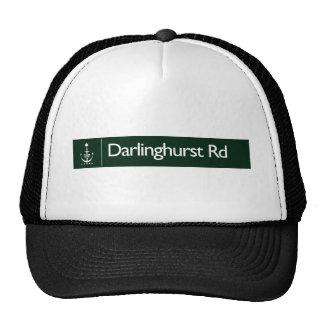 Darlinghurst Road, Sidney, Australian Street Sign Trucker Hat