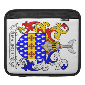 Darlington Coat of Arms II iPad Sleeves