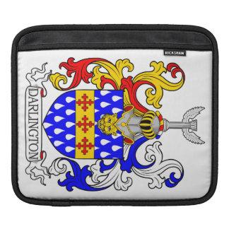 Darlington Coat of Arms III Sleeve For iPads