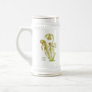 Darlingtonia californica, Carnivorous Plant Beer Stein