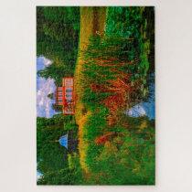 Darmstadt Hesse Germany. Jigsaw Puzzle