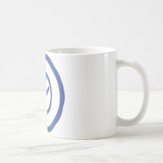 darmstadt poststempel coffee mug
