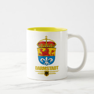 Darmstadt Two-Tone Coffee Mug