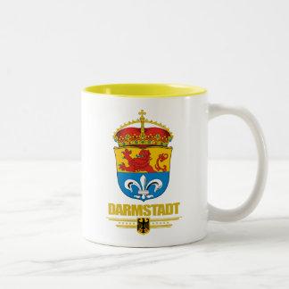 Darmstadt Two-Tone Coffee Mug