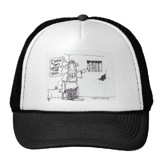 DARN ! TRUCKER HAT