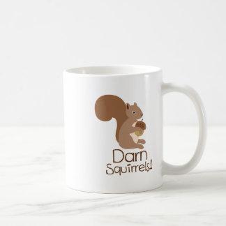Darn Squirrels! Coffee Mug