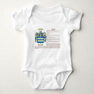 Darnell (significado) body para bebé