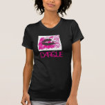 Darque No Kisses from Me Tee