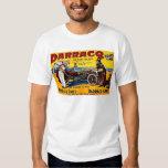 Darracq - Vintage Auto Advertisement T-Shirt