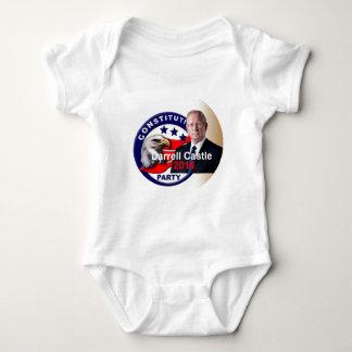 Darrell CASTLE 2016 Baby Bodysuit