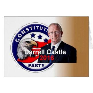 Darrell CASTLE 2016 Card