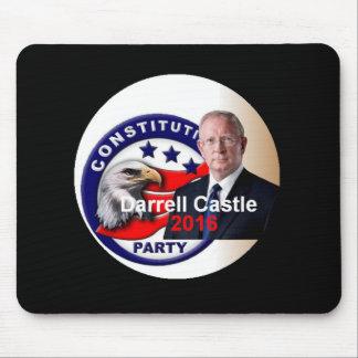 Darrell CASTLE 2016 Mouse Pad