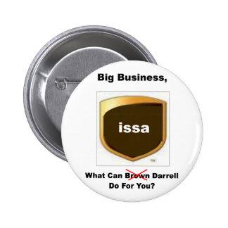 Darrell Issa Pinback Button