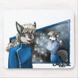 Darrik: Glimmering Discovery Mouse Pad